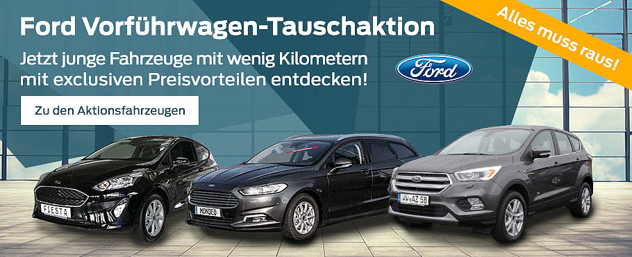 VFW Tauschaktion Ford
